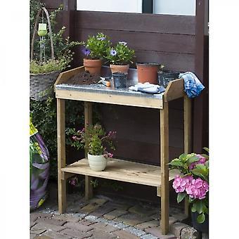 Pottemuldsbord til frøplanter og stiklinger