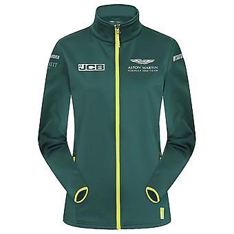 2021 Aston Martin F1 Official Team Softshell