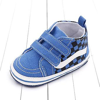 Vastasyntynyt taapero klassinen kangas vauvan kengät