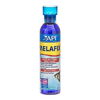 API MelaFix Antibacterial Fish Remedy - 8 oz Bottle (Treats 474 Gallons)