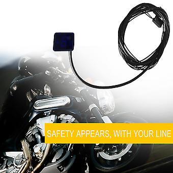 Motorcykel Digital Gear Indikator Led Display Skærm Shift Lever Sensor