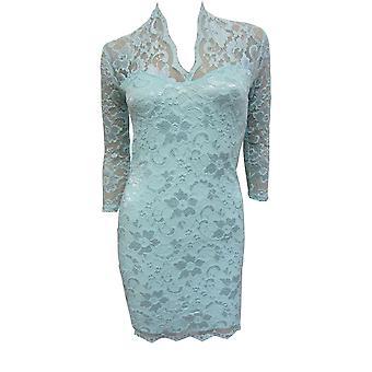 ASOS Mint blonder Midi kjole DR750-12