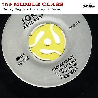 Middle Class - Out of Vogue-the Early Material [CD] USA import