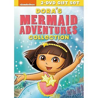 Dora l'exploratrice: de Dora sirène aventures Coll [DVD] USA import