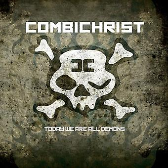 Combichrist - Today We Are All Demons [CD] USA import