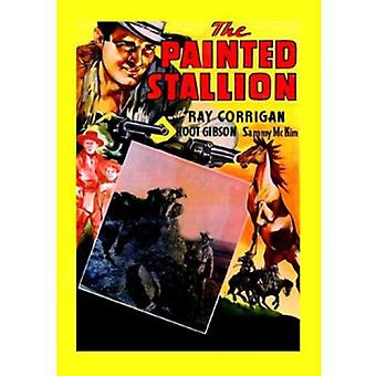 Painted Stallion [DVD] USA import