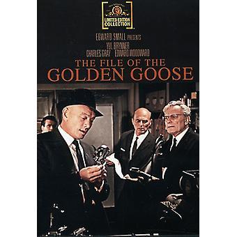 Fichier d'importation USA Golden Goose [DVD]