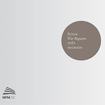 B. Britten - Britten: War Requiem [CD] USA import