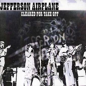Jefferson Airplane - rensat för Take Off [CD] USA import