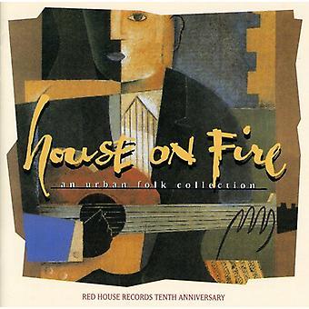 House on Fire - House on Fire-Urban Folk Colle [CD] USA import
