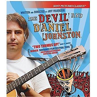 Devil and Daniel Johnston [Blu-ray] USA import