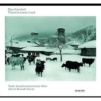 G. Kantsjeli - Giya Kancheli: Trauerfarbenes Land [CD] USA import