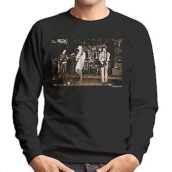 Die Libertines, Durchführung von Pete Dohery Carl Barat Herren Sweatshirt