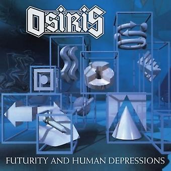 Osiris - Futurity & Human Depressions [CD] USA import