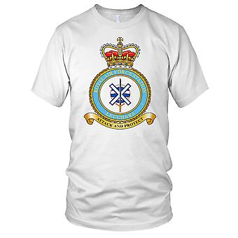 RAF Royal Air Force Station Leuchars Kids T skjorte
