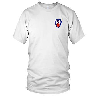 USAF Airforce - 9th Air Force 1942 brodé Patch - Mens T Shirt