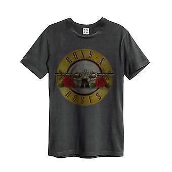 Amplifié Guns N Roses tambour T-Shirt homme