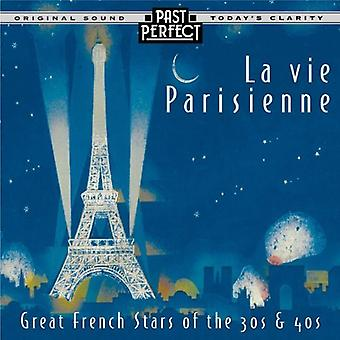La vie Parisienne: Great French Stars of the 30s & 40s Audio CD