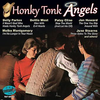 Honky Tonk Angels - Honky Tonk Angels [CD] USA import
