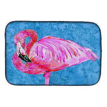Carolines trésors 8686DDM Flamingo plat Mat séchage