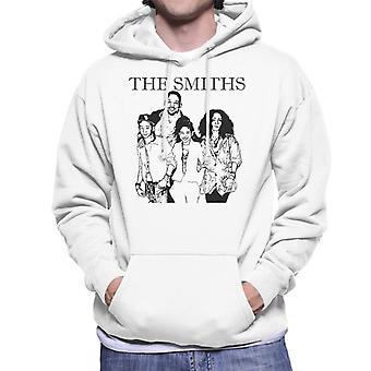 Smiths tahtoa ja yhteistyötä Miesten huppari