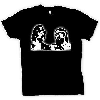 Kids t-skjorte-Cheech- og Chong - komedie Retro