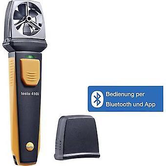 testo 410i anemômetro de sondas inteligentes 0,4 até 30 m/s