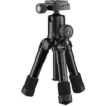 Mantona 21182 Tripod 1/4, 3/8 Working height=17 - 49.5 cm Black Ball head