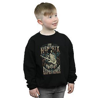 Джими Хендрикс мальчиков Nouveau опыт Толстовки