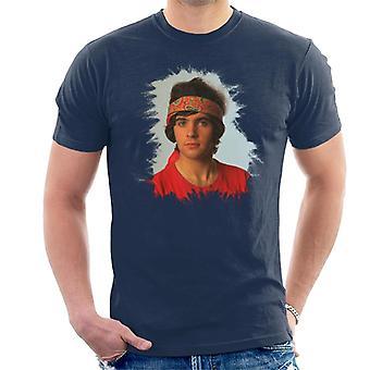 TV kertaa David Essex huivi muotokuva t-paidat
