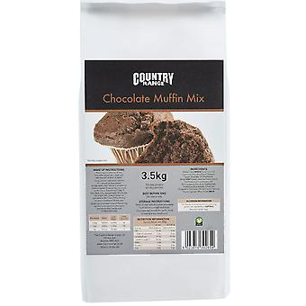 Country Range Chocolate Muffin Mix