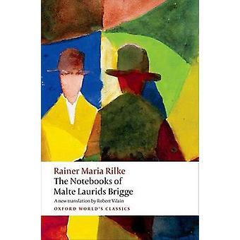 Los cuadernos de Malte Laurids Brigge, de Rainer Maria Rilke - Robert