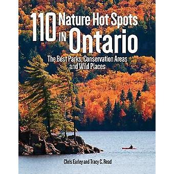 110 points chauds de nature dans les zones de Conservation Ontario - les meilleurs parcs-