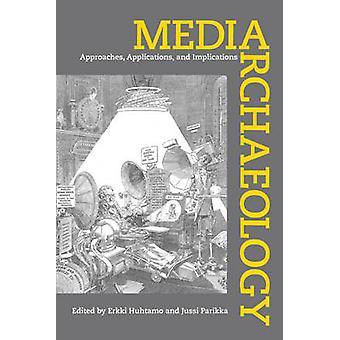 Aplicativos de arqueologia - abordagens - mídia - e implicações por Er
