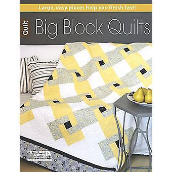 Big Block täcken - Large - lätt bitar hjälpa dig avsluta snabbt! genom att semestra