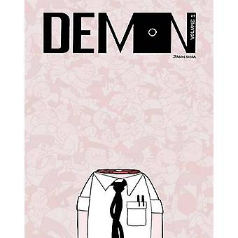 Demon - volym 1 av Jason Shiga - 9781626724525 bok