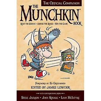Munchkin kirja - virallinen kumppani - Lue esseitä * (Ab) käyttö