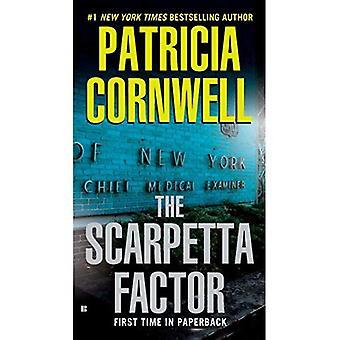 Den Scarpetta faktor (Kay Scarpetta Series #17)
