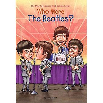 Qui étaient les Beatles? (Qui a été...?)
