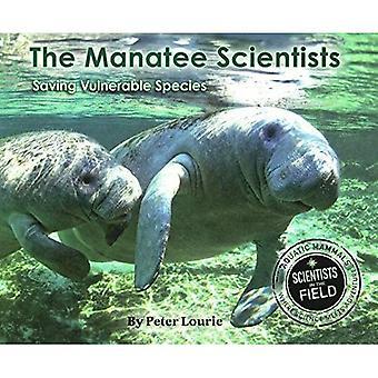 Manatee forskarna: Rädda sårbara arter (forskare i fältet (Häftad))