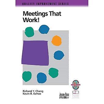 Vergaderingen werk gids Rev