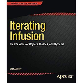 Iterating infusione: Vista più chiara di oggetti, classi e sistemi