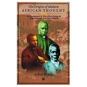 Origens do pensamento político africano