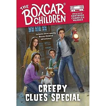 De griezelige aanwijzingen Special (Boxcar kinderen Mysteries)