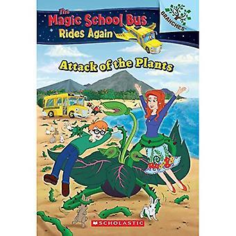 Attacken av växterna (magiska skolbuss Rider igen)