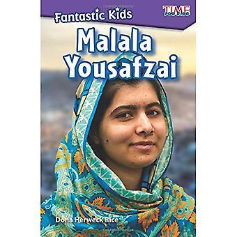 Fantastiska barn: Malala Yousafzai (utforskar läsning)