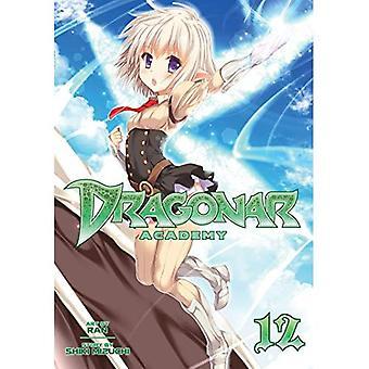 Dragonar Academy, volym 12