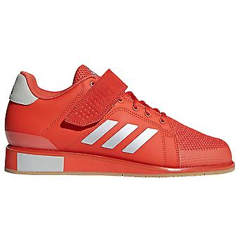 adidas Power Perfect III Mens Adult Weightlifting Powerlifting Shoe Amber