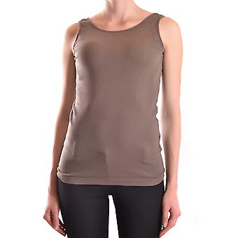 Dondup Ezbc051029 Women's Brown Cotton Top