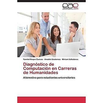 Diagnóstico de Computacion nl Carreras de Humanidades door Roque Cuevas Yamilet